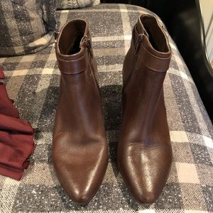 Almost New Ralph Lauren Ankle Boots